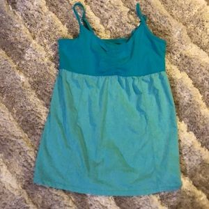 Athleta tank top for workout or swim -small